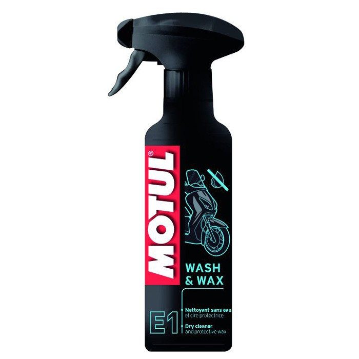 WASH & WAX E1 400 ML